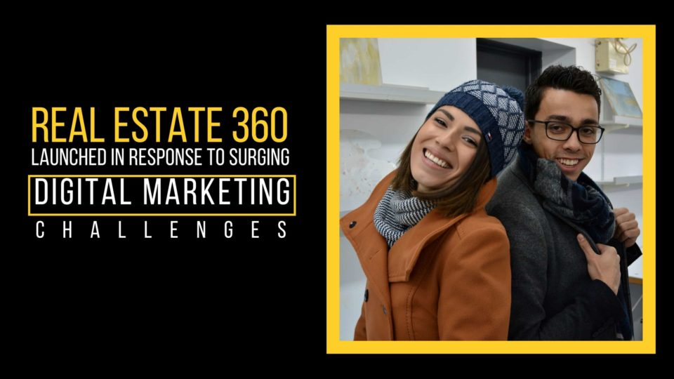 Real Estate 360 Launched in Response to Surging Digital Marketing Challenges